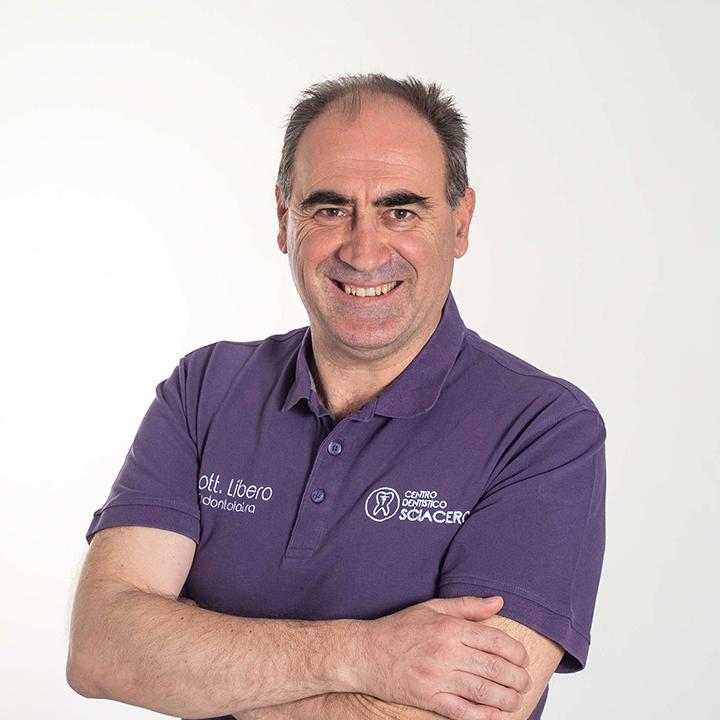 Dott. Libero Alberto - Odontoiatra<br> Conservativa, Protesi ed Estetica Dentale